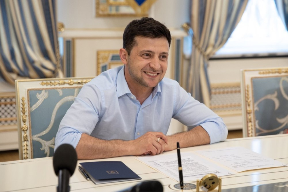 Volodymyr Zelensky promised a minimum $1 million to the creator of the vaccine