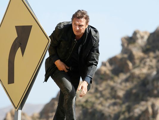 Top 5 Movies with Liam Neeson