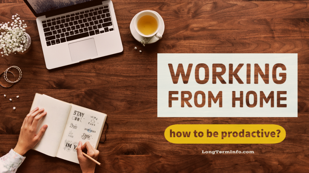 Working from home – how to make it effective?